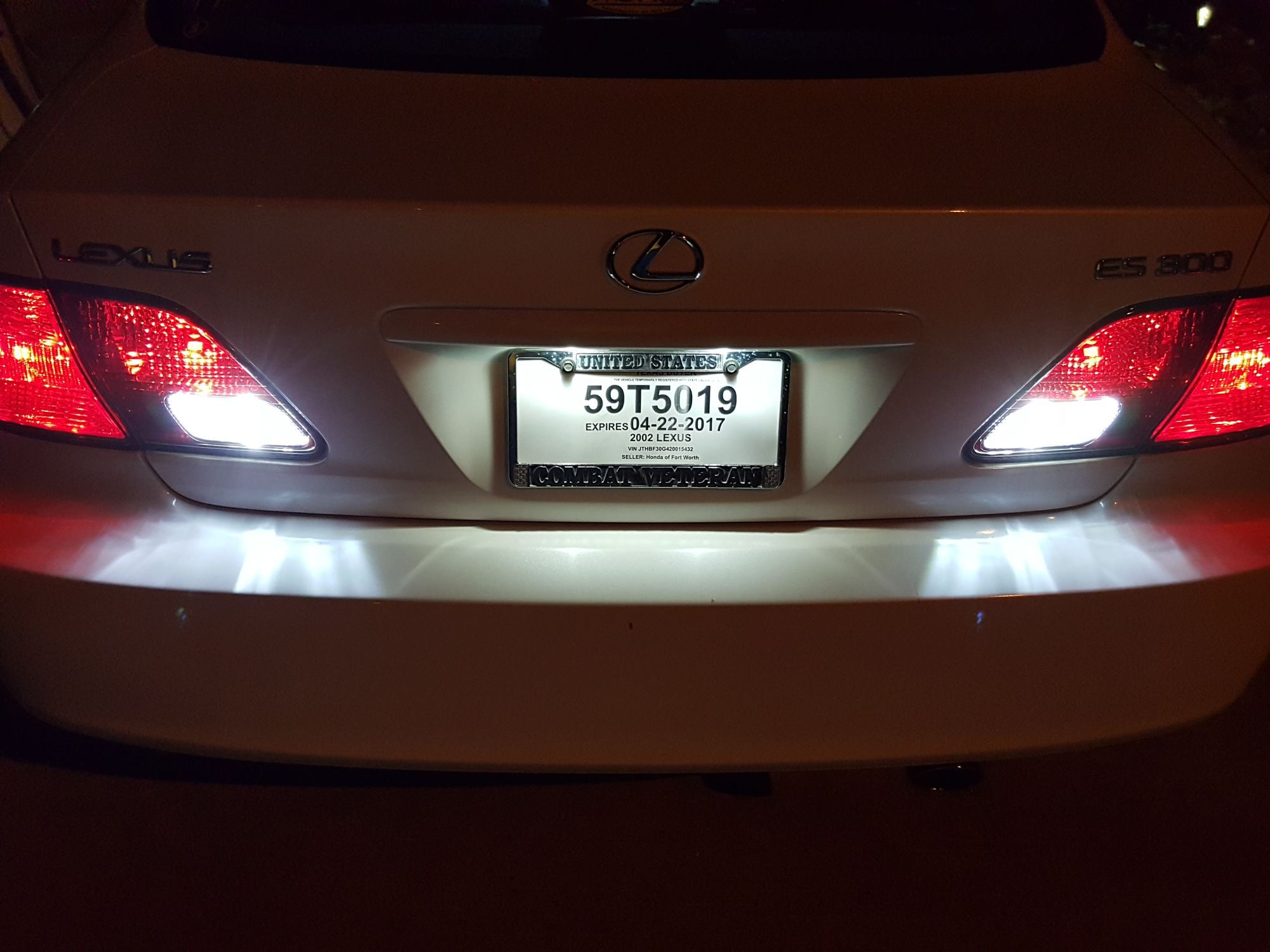 Sewell Lexus Of Ft Worth >> New to me 02 ES300 - ClubLexus - Lexus Forum Discussion