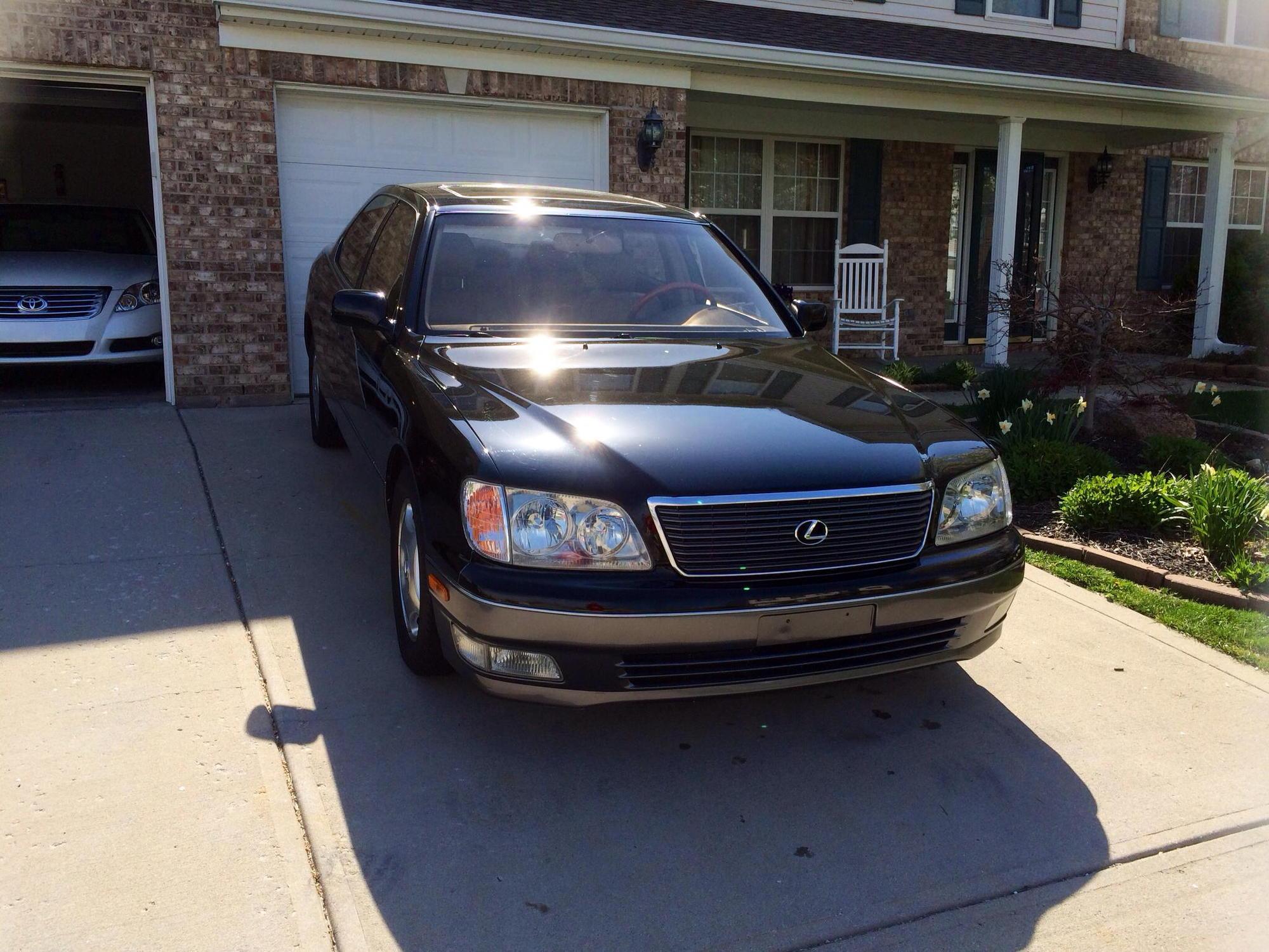 1999 lexus ls400 for sale
