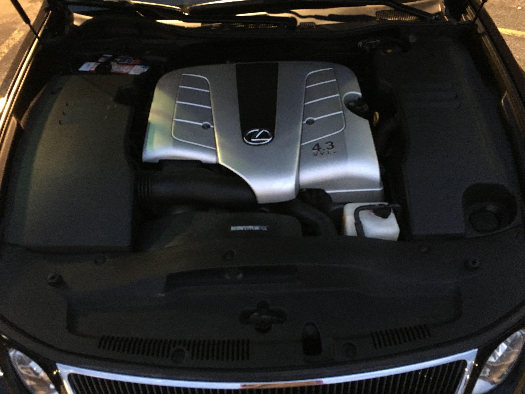 NY 2006 Lexus gs430 Loaded black on black! - ClubLexus - Lexus Forum ...