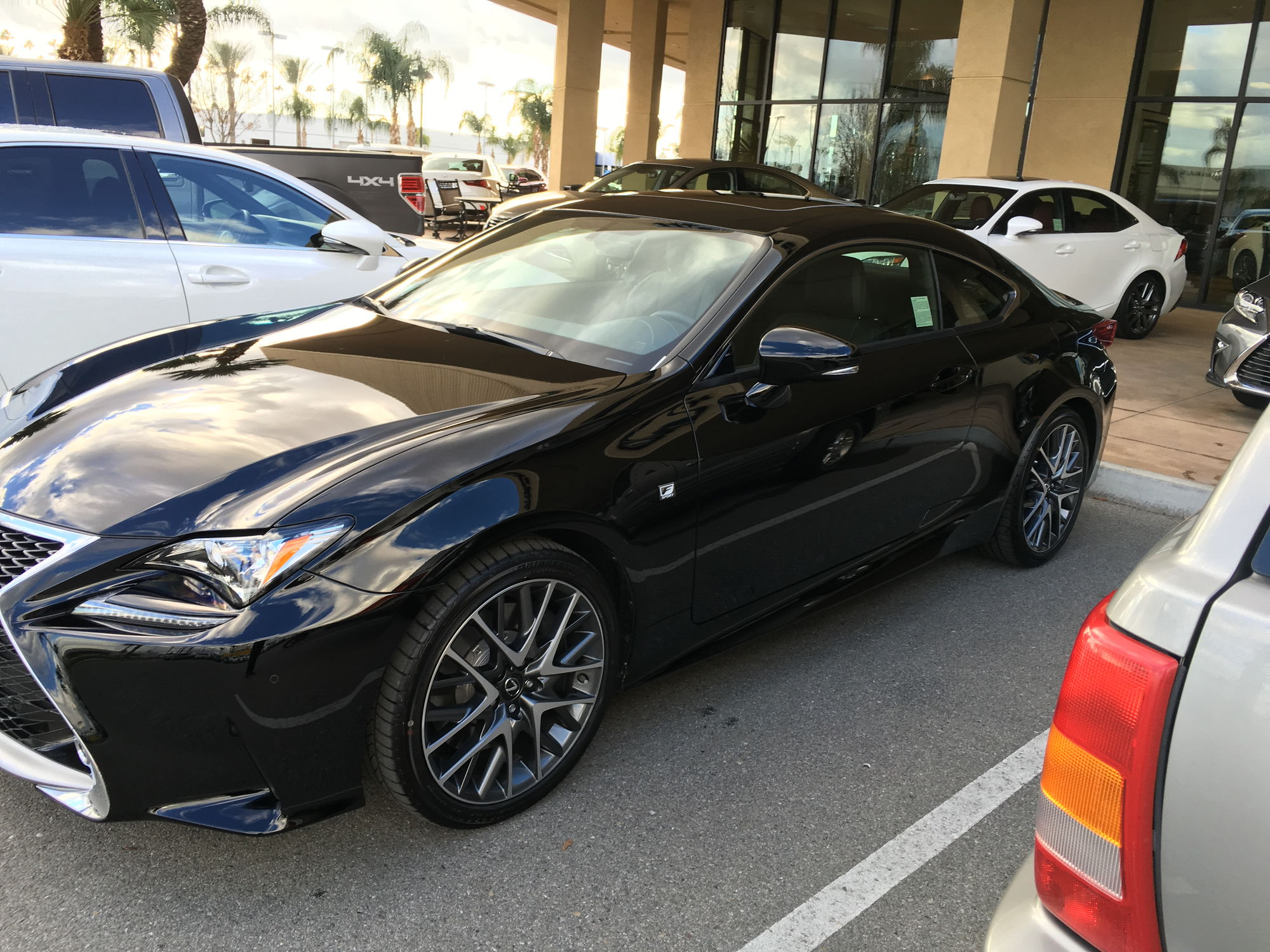 Just picked up my new car yesterday got a smoken deal on a lease looking forward to meeting everyone here s a few pics of my new ride for the next 24