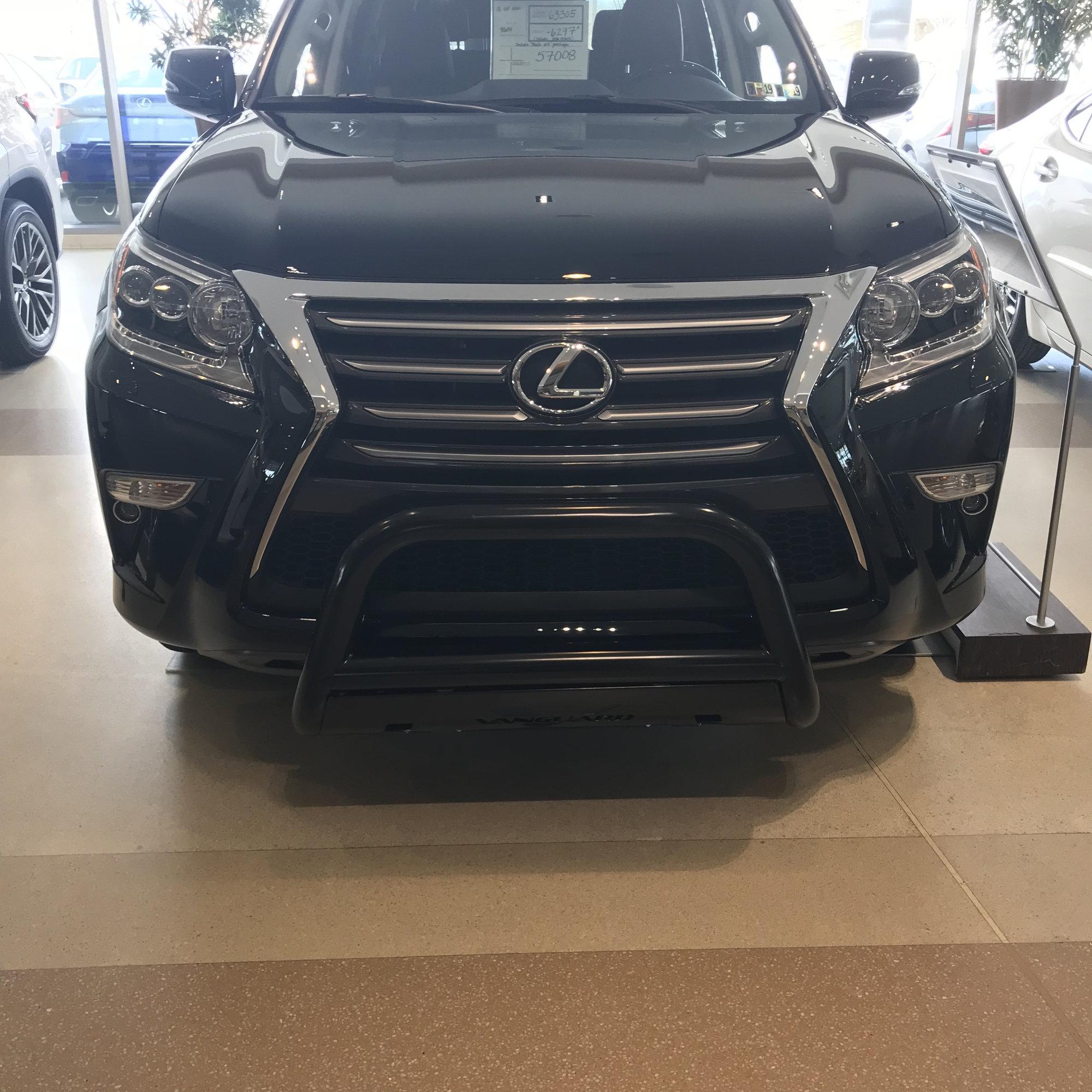 Opinions on an ARB Bumper on 14+ GX - ClubLexus - Lexus