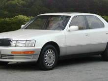 1992 LS 400