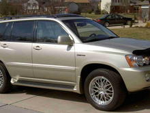 2002 Toyota Highlander Limmited