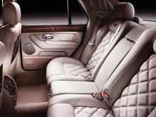 2010 Bentley Arnage Interior View