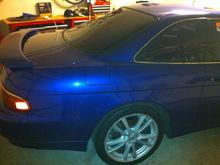 Garage - Lexus SC 300