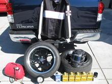 RMMGS4 Drag Set Up