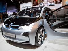 BMW i3 Concept side 2