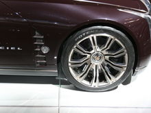 Cadillac Ciel wheels,