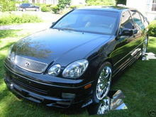 1998 GS 400