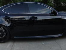 2011 Lexus ISF (SMD)