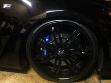 "AZA Forged 3 Piece 20"" wheel"