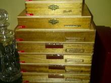2012 Padron boxes