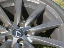 Track weekend dirty wheel