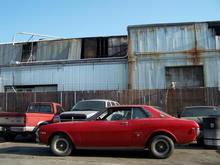 Garage - TheKevin's Celica
