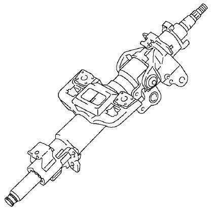 How To Replace Intermediate Sreering Shaft 2006 Lexus Gs