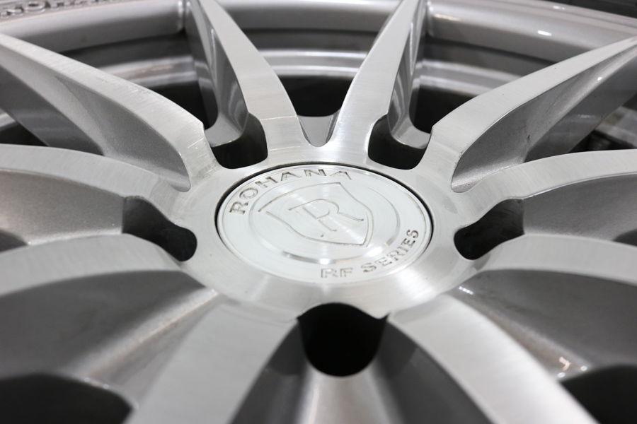 "Used/Excellent Condition:20"" rohana rf1 w/ pirelli pzero - ClubLexus - Lexus Forum Discussion"