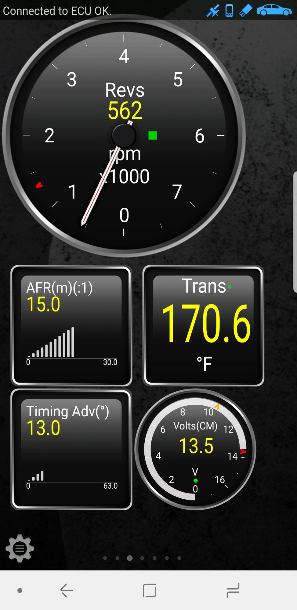 Custom PID for TPMS Read out on Torque Pro App with OBDII EML 327