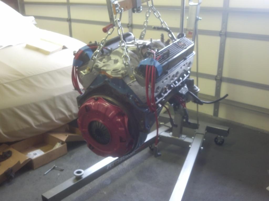 Build l81 into 383 stroker corvetteforum chevrolet corvette i just rebuilt my oem l 82 into a 355 with malvernweather Choice Image