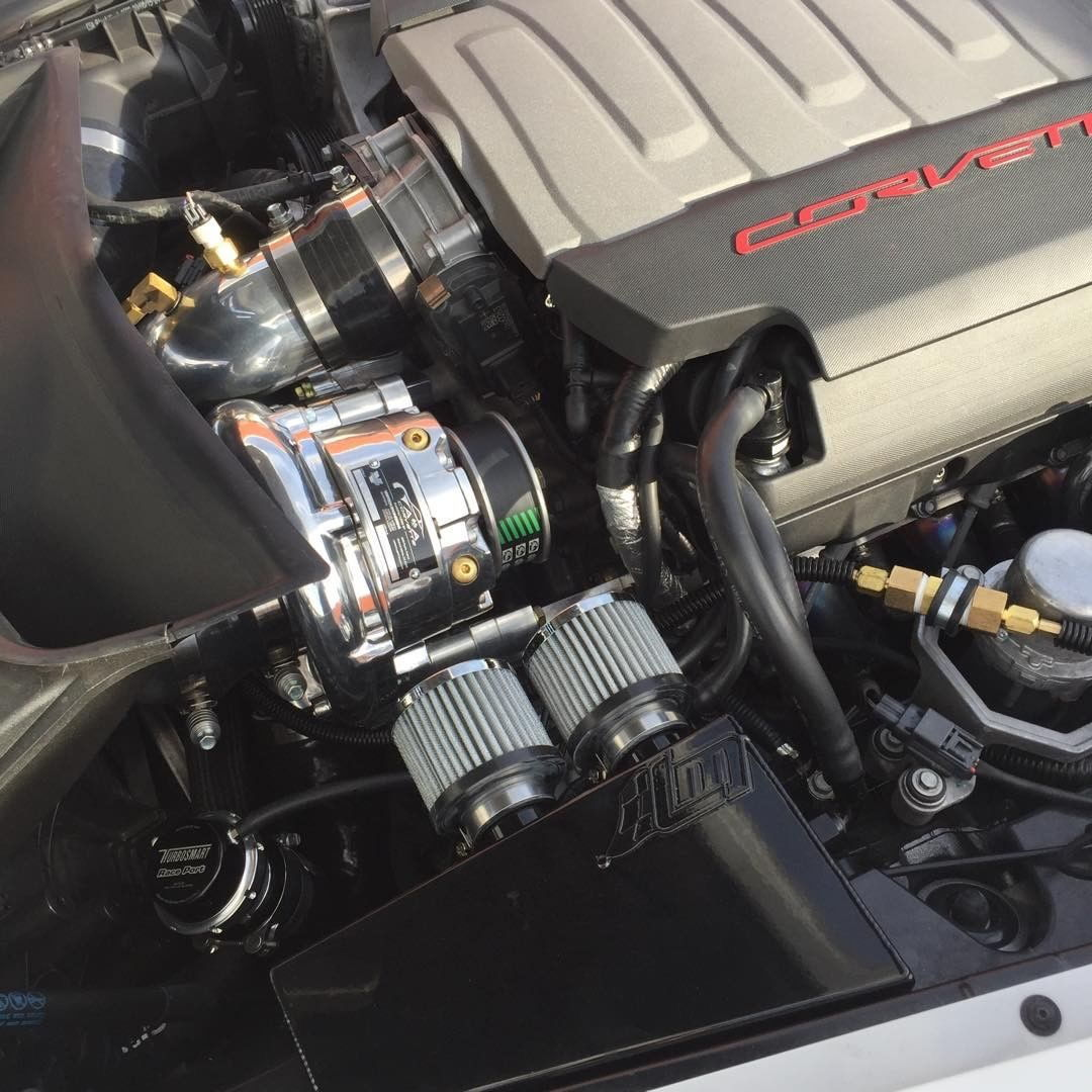Vortech Supercharger 2017 Mustang Gt: 2016 C7 Supercharged