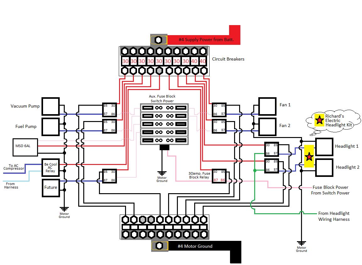 85 Corvette Ground Wiring Diagram - Wiring Diagrams List on