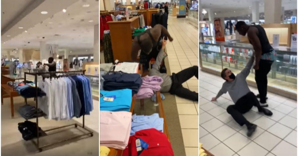 VIDEO: Black Man is Set Free by Cops After Ambushing a White Man ...
