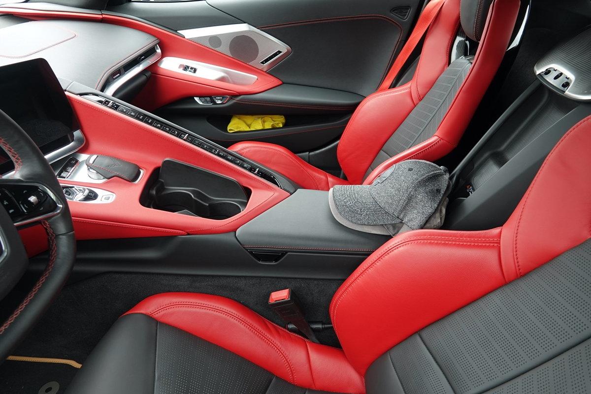 Black Z51 2lt Gt2 Blk Red Two Tone Seats Adrenaline
