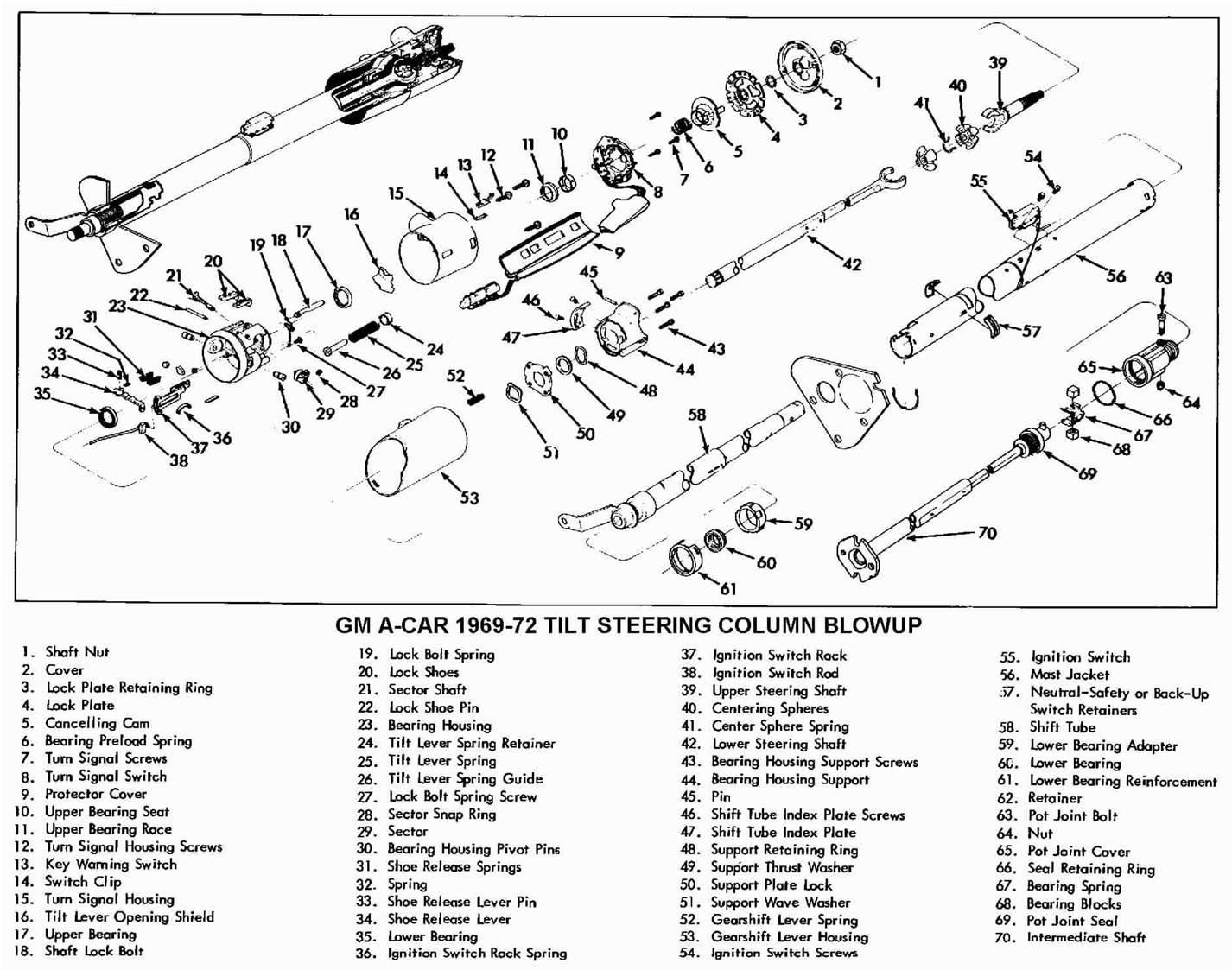 72 cougar wiring diagram