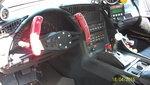 hand made steering wheel