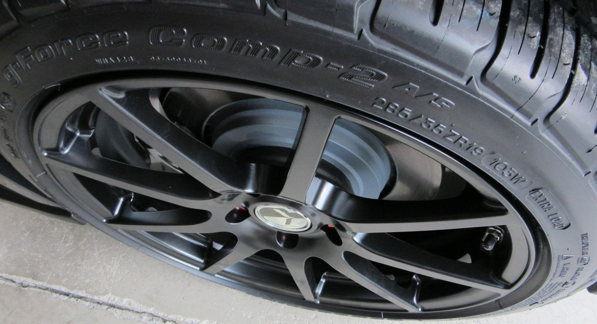 G Force Comp 2 A S >> BFG G-Force Comp-2 A/S Review (pics) - CorvetteForum - Chevrolet Corvette Forum Discussion