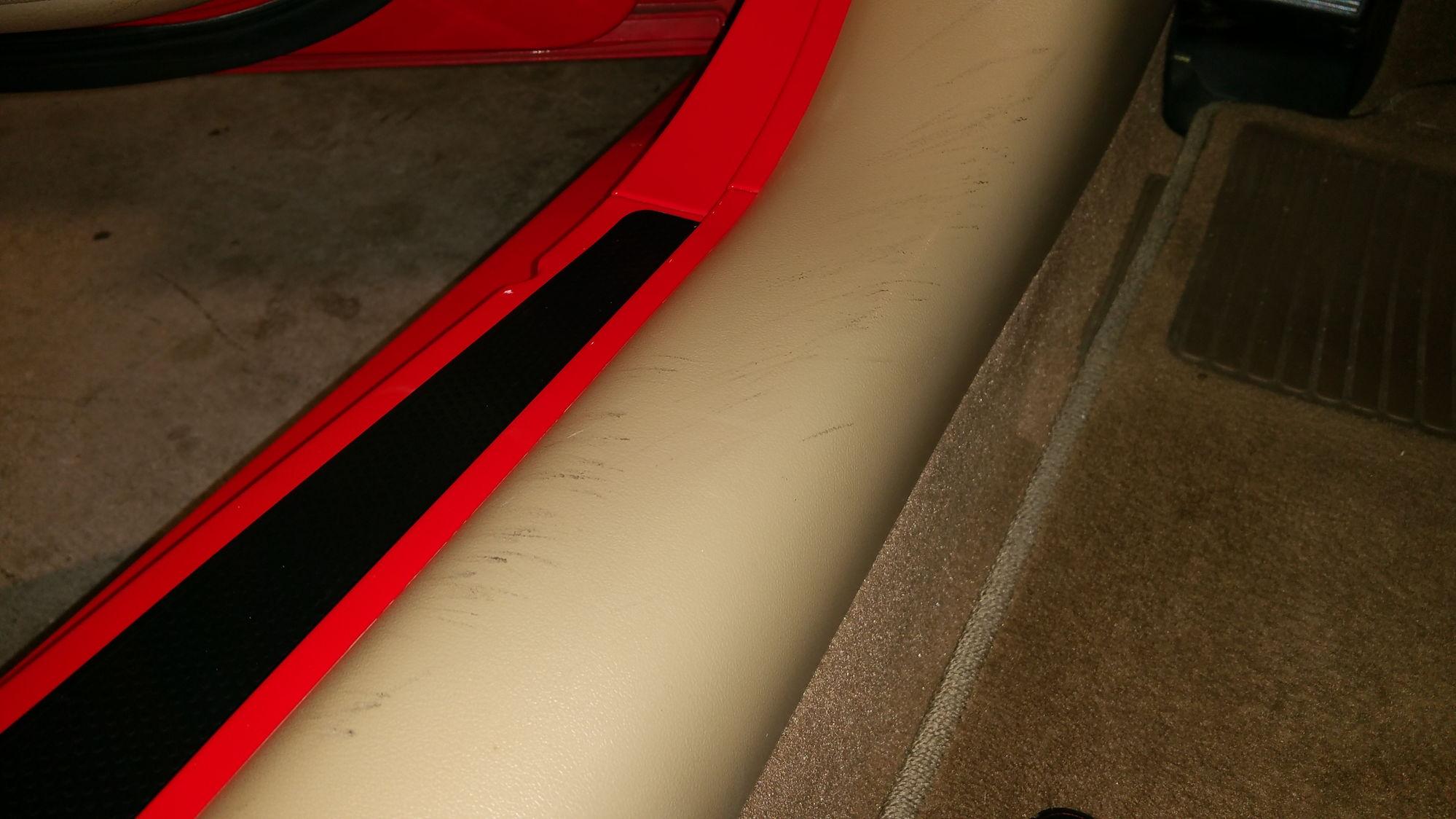 stumbled on to something using magic eraser corvetteforum chevrolet corvette forum discussion. Black Bedroom Furniture Sets. Home Design Ideas