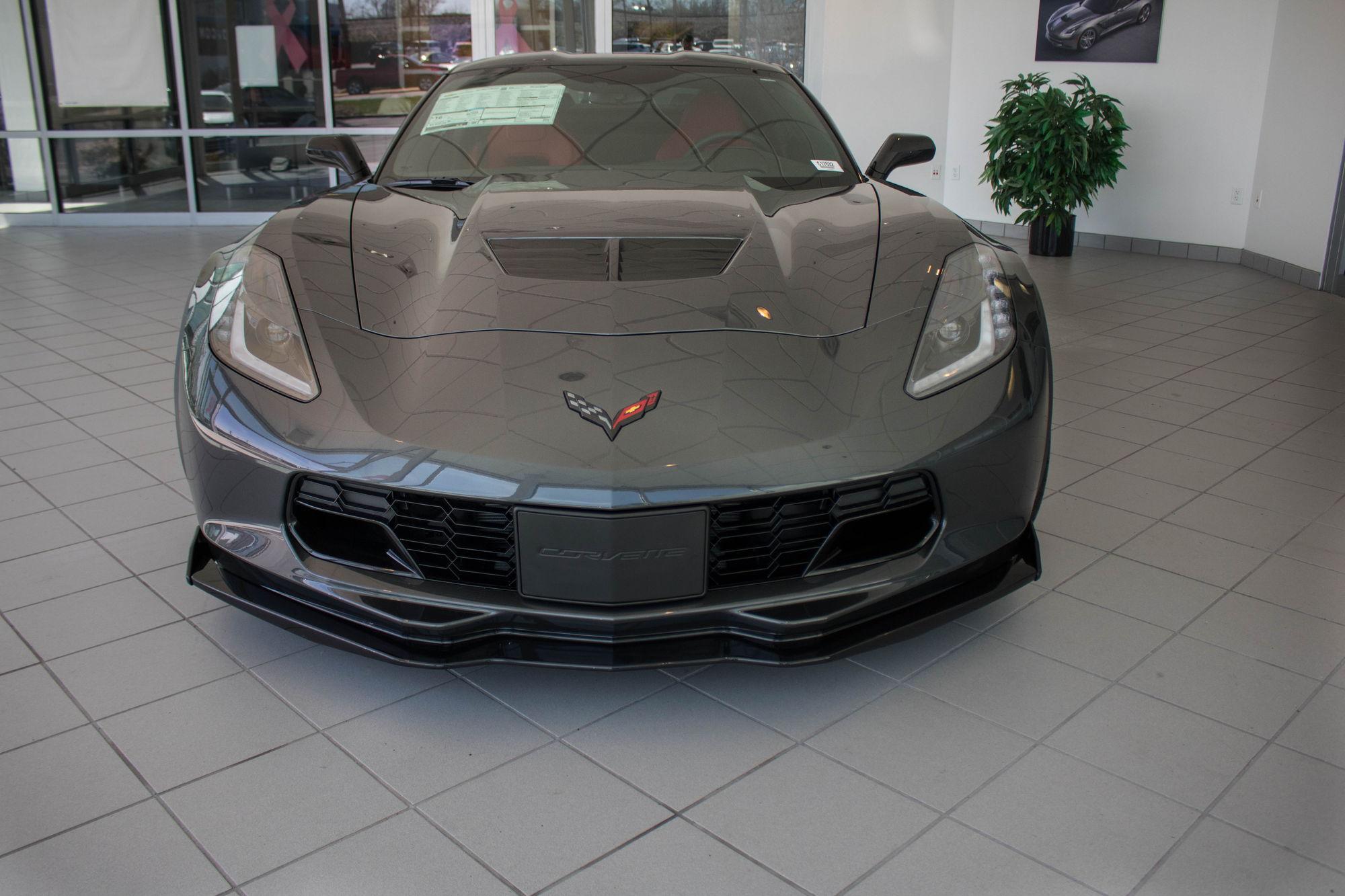 **2017 Z06 Coupe - Watkins Glen Gray Metallic ...