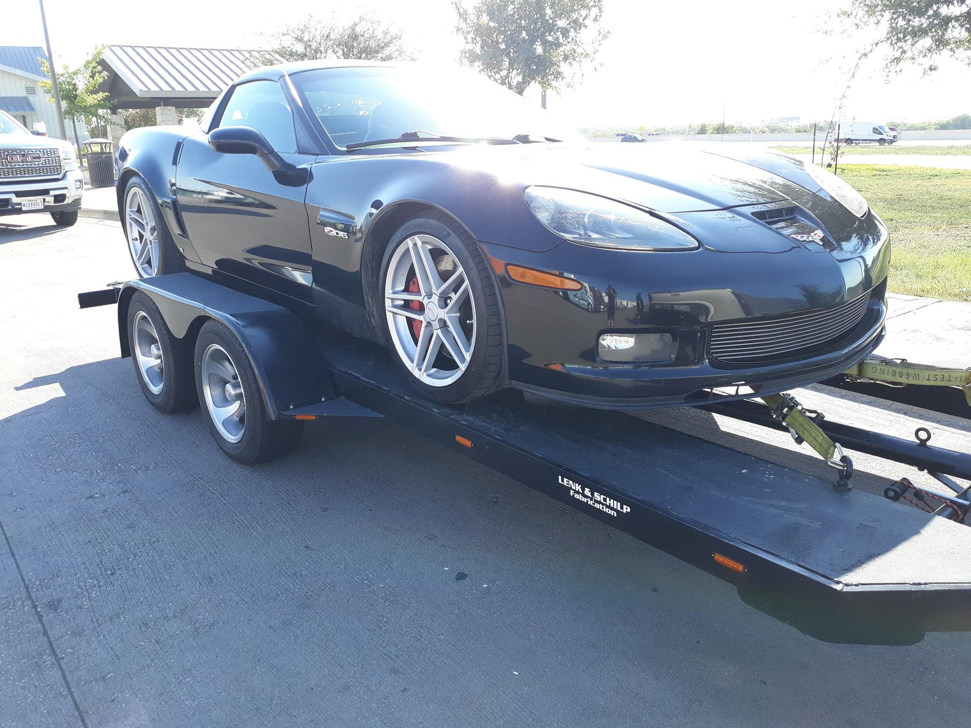 My Z06 RESCUE - CorvetteForum - Chevrolet Corvette Forum