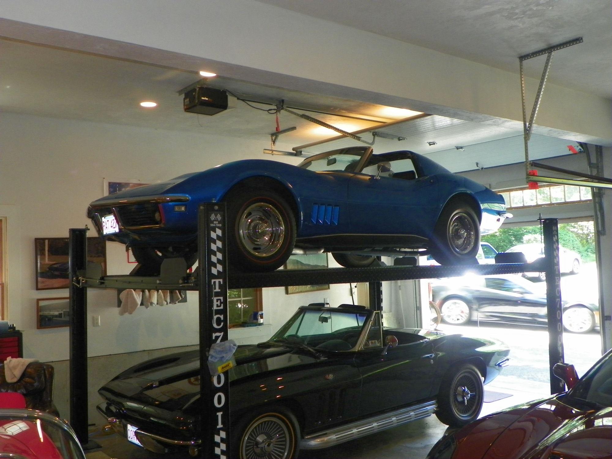 show me tell me about your lift corvetteforum chevrolet