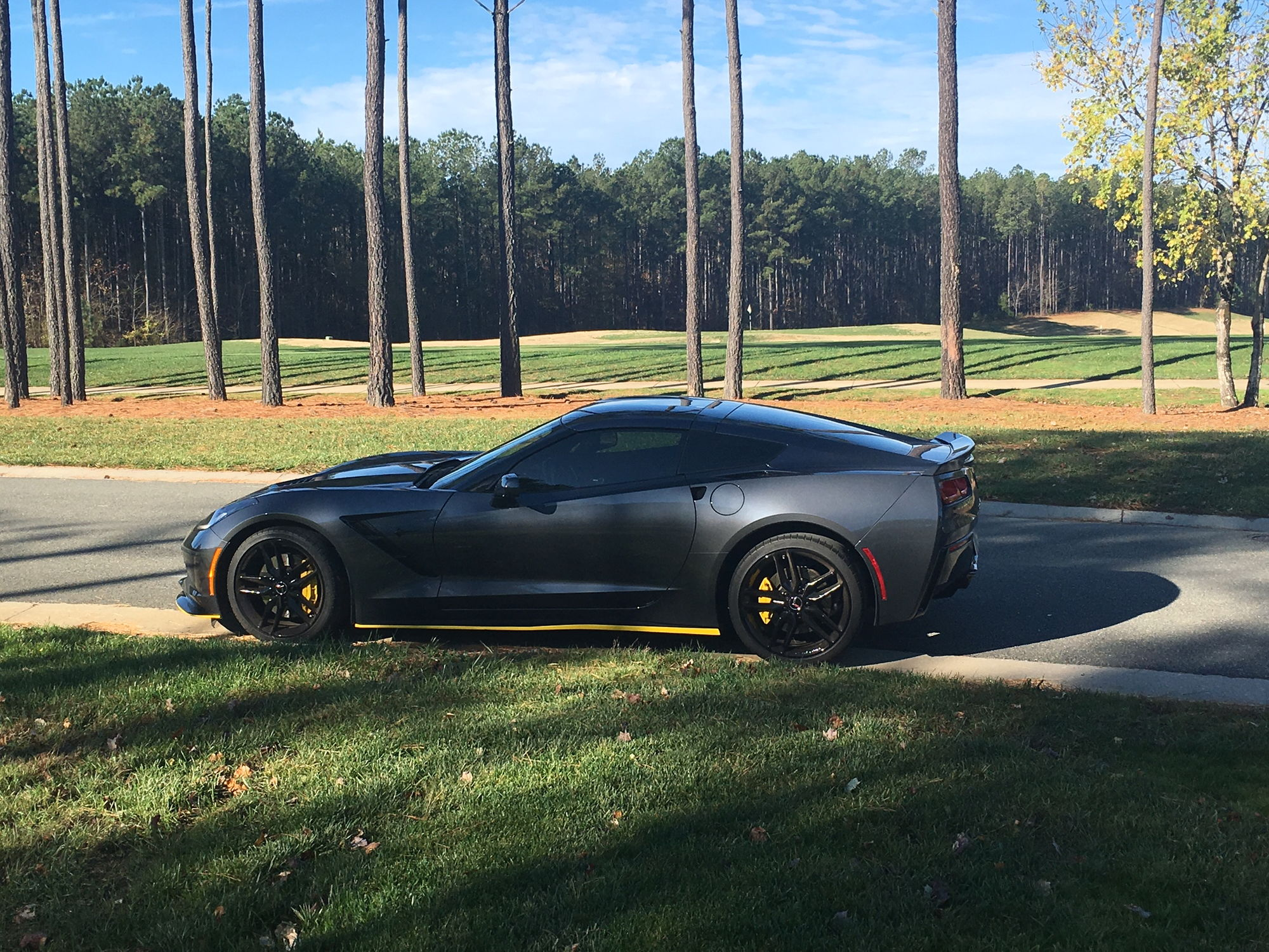 For Sale 2014 Z51 Cyber Gray 8k Miles Gorgeous