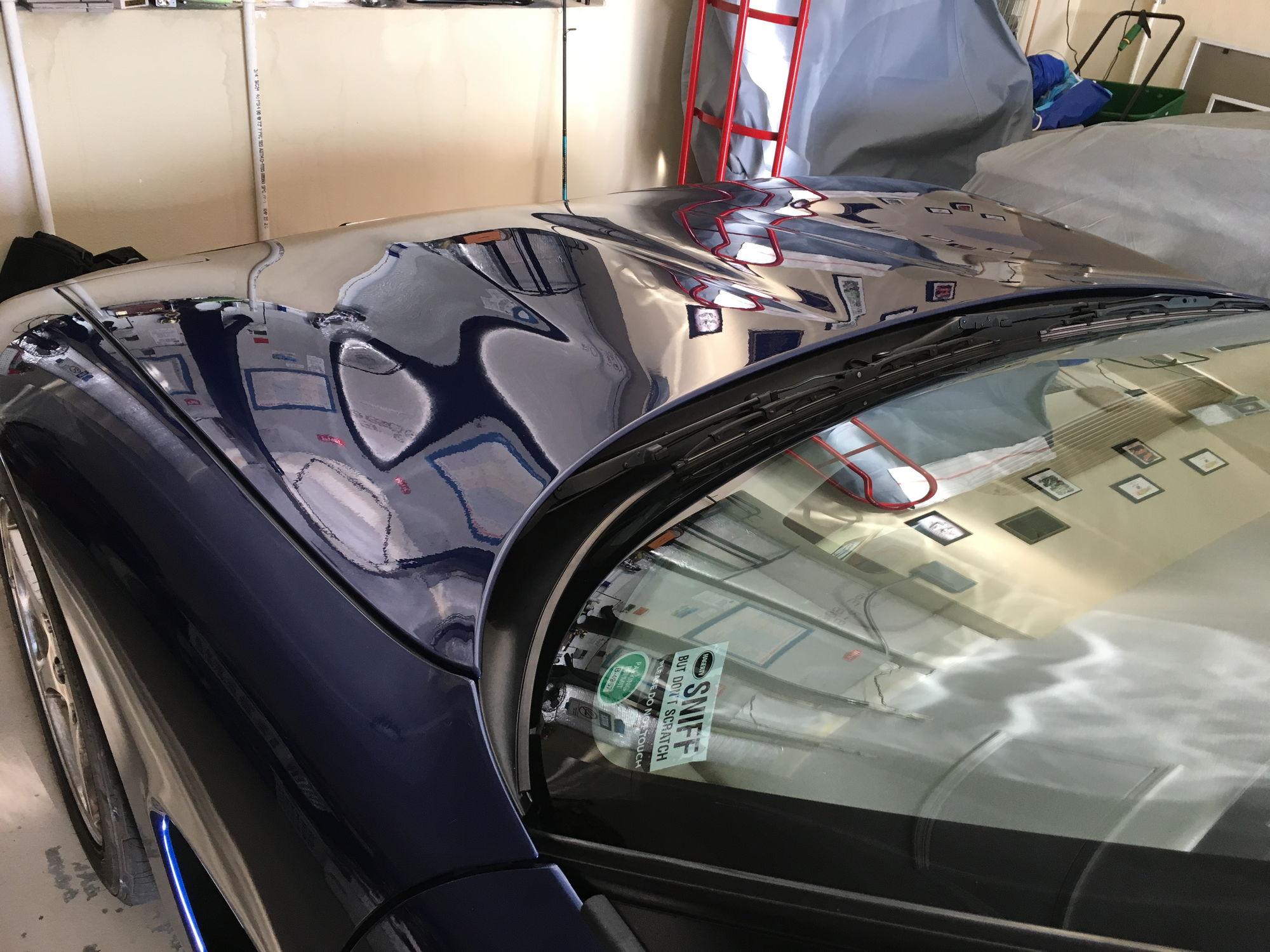 Top Coat spray detailer - CorvetteForum - Chevrolet Corvette Forum ...