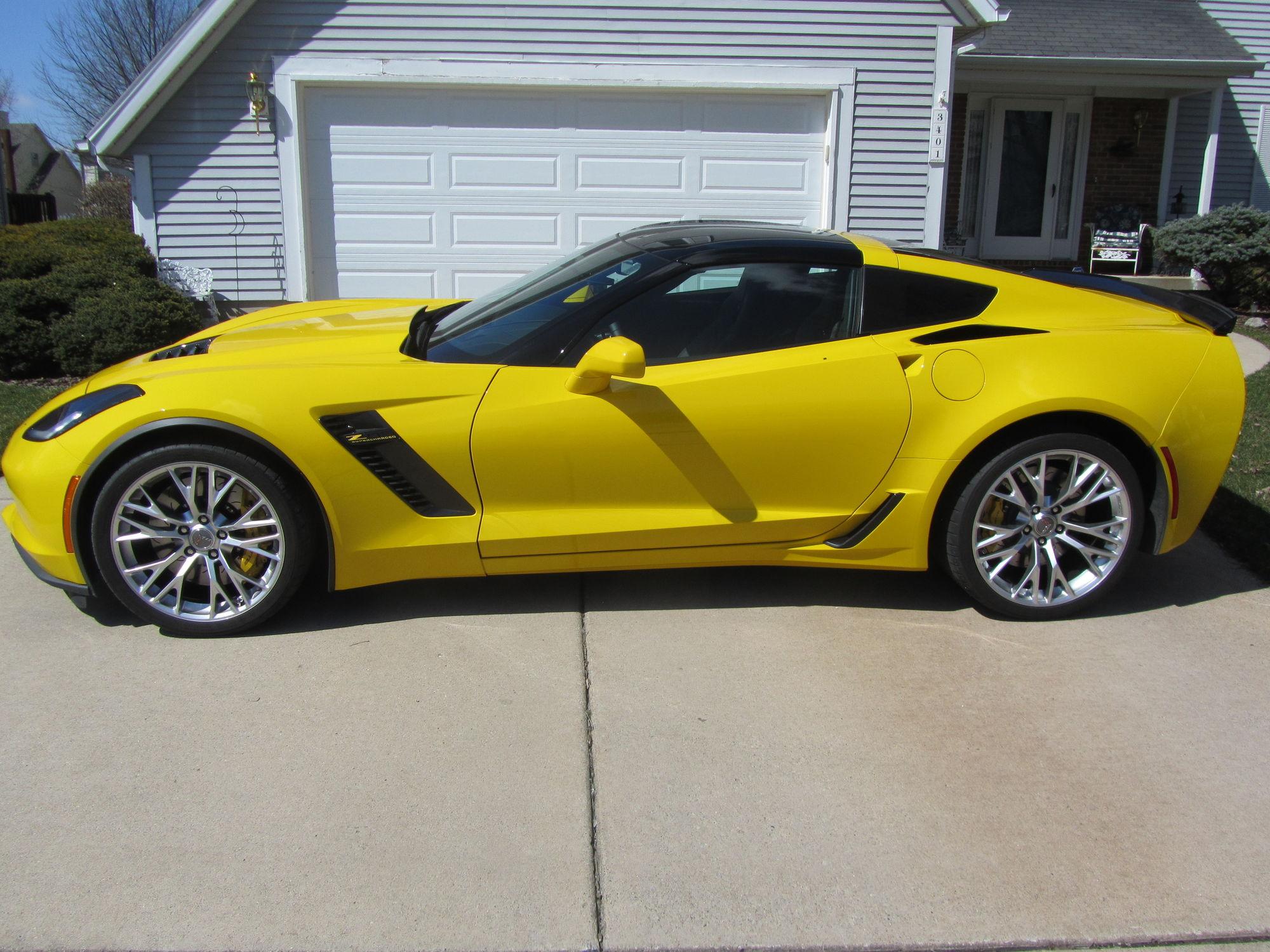 car wrap corvette - photo #18