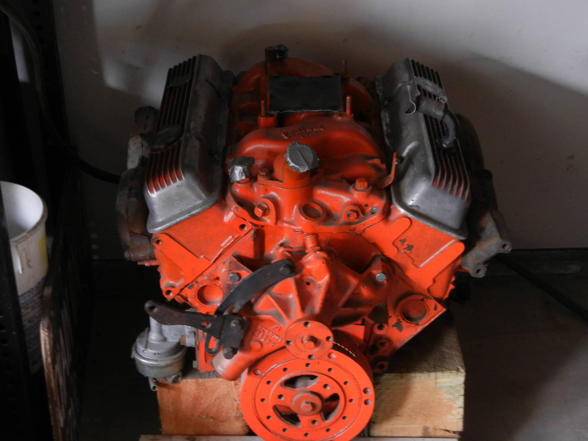 1971 engine for sale lt1 350 Camaro $1500 plus shipping