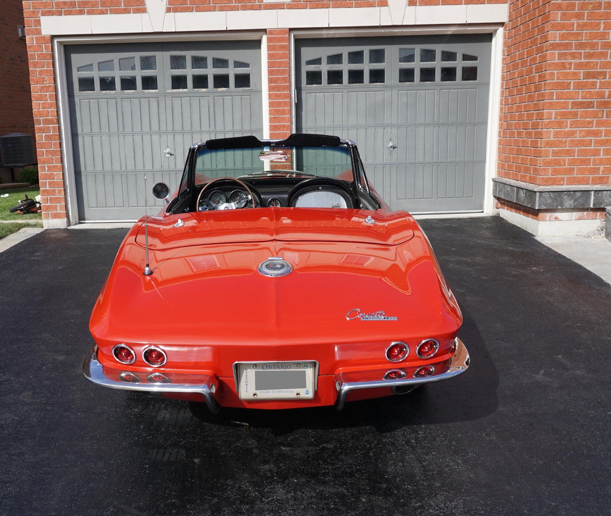 59 Corvette Restomod – Jerusalem House