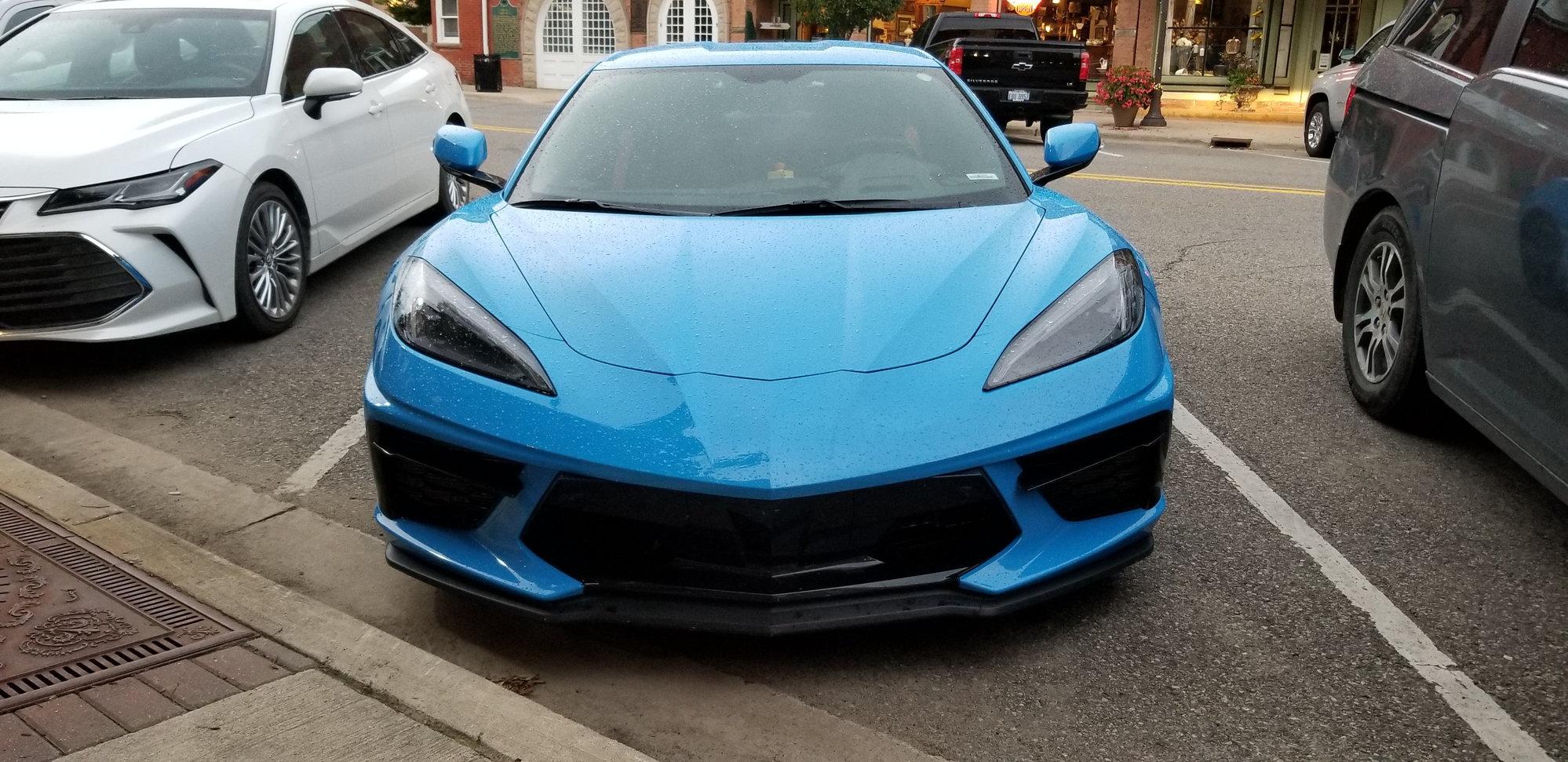 Rapid Blue pics - CorvetteForum - Chevrolet Corvette Forum ...