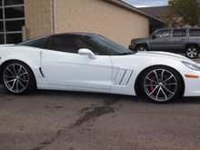 2013 Grand Sport M6 A&A supercharged