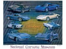 Experimental & Concept Corvettes