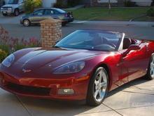 Corvette # 15