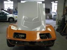 my 1971 Corvette Resto