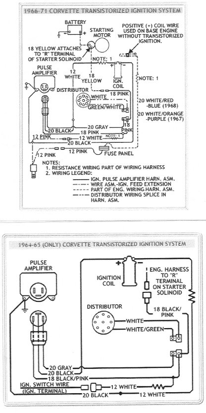 Ti Ignition Resistor Values - Corvetteforum
