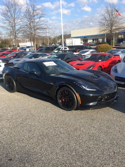 rick hendrick chevrolet in duluth ga corvetteforum chevrolet. Cars Review. Best American Auto & Cars Review