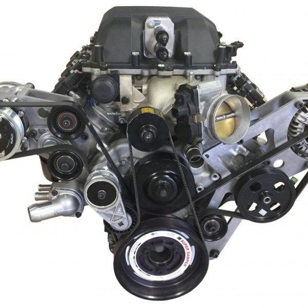 Ls1 Corvette Procharger Kit: C3 LS3/LSA Supercharger Install