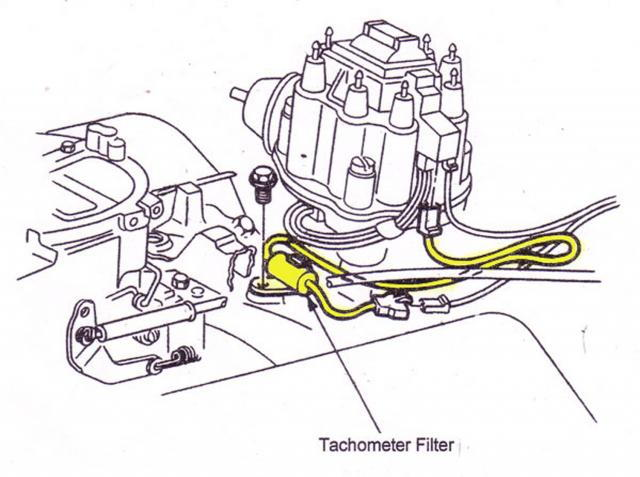 Is the tach filter really needed? - CorvetteForum - Chevrolet