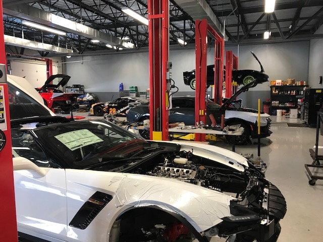 Best DFW Corvette Shop? - CorvetteForum - Chevrolet Corvette