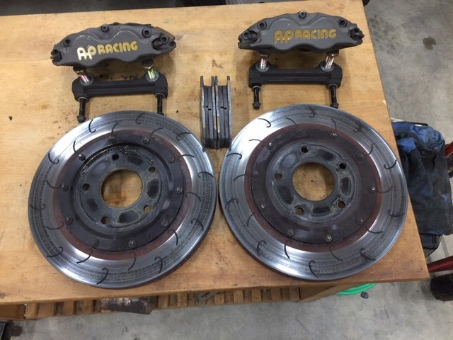 FS (For Sale) Essex / AP Racing CP8350/325 Competition Brake