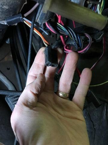 [SCHEMATICS_4FR]  Brake light switch wiring - CorvetteForum - Chevrolet Corvette Forum  Discussion | Brake Light Switch Wiring Harness |  | Corvette Forum